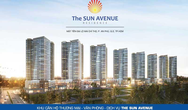 Bán danh sách khách hàng The Sun Avenue Quận 2