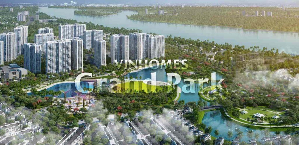 vinhome grand park
